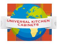 Universal Kitchen Cabinets | Surrey Logo